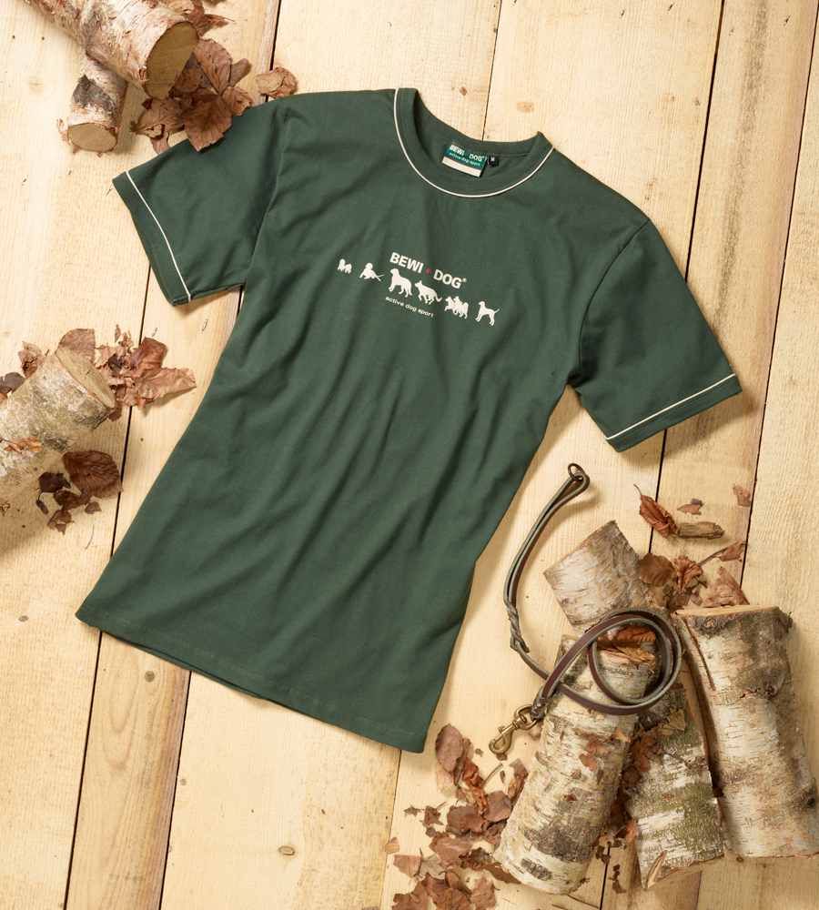 Bewidog-Tshirt