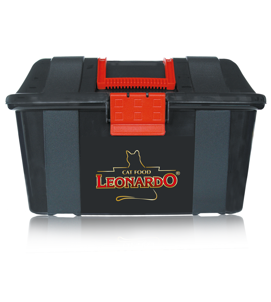 Leonardo-Catbox