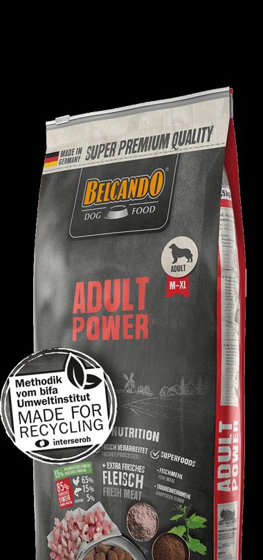 belcando-adult-power-besonderheiten