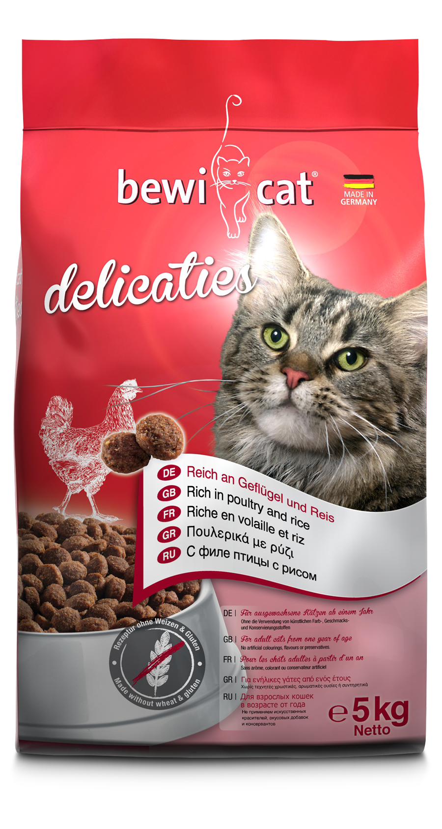 bewi cat® delicaties