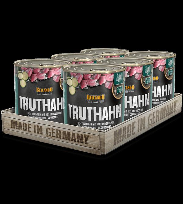 Belcando-Dosen-Tray-Truthahn-800g