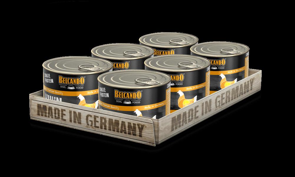 BELCANDO® Single Protein Huhn (6 x 200 g)